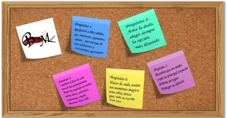 poster propositos